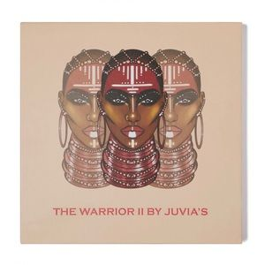 🆕 Juvia's Place Warrior II Eyeshadow Palette